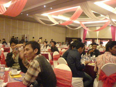 Peserta Seminar - The Int'l ICT Palembang