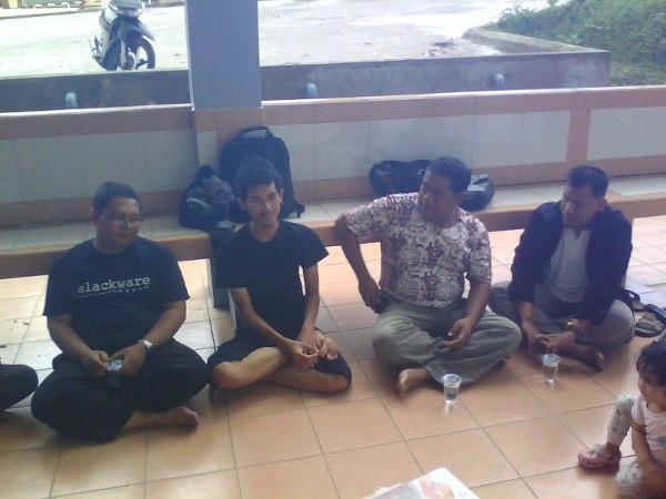 Silaturahim KPLI Palembang