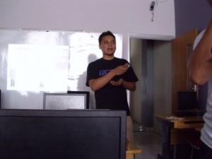 Materi dari Muhammad Subair di MRP Palembang