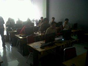 Peserta MRP Palembang